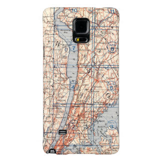 Bicycle Roads in New York and Conneticut 4 2 Galaxy Note 4 Case