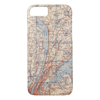 Bicycle Roads in New York and Conneticut 4 2 iPhone 8/7 Case