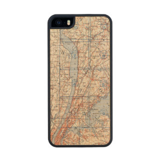 Bicycle Roads in New York and Conneticut 4 2 iPhone 6 Plus Case