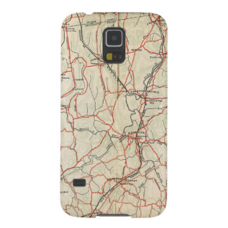 Bicycle Roads in New York and Conneticut 4 Galaxy S5 Covers