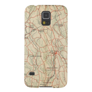 Bicycle Roads in New York and Conneticut 5 Galaxy S5 Cover