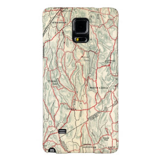 Bicycle Roads in New York and Conneticut Galaxy Note 4 Case