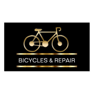 Bicycle Shop Business Cards