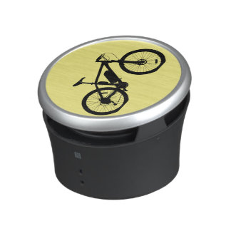 Bicycle Silhouette Bluetooth Speaker