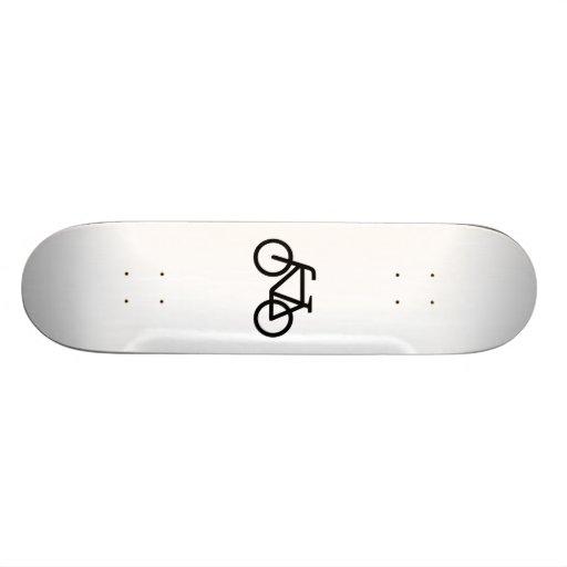 Bicycle Skateboard
