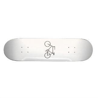 Bicycle Skate Board Deck