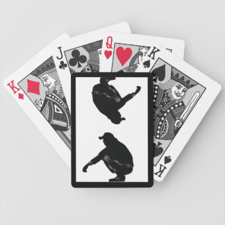 Bicycle Squats Bicycle Playing Cards