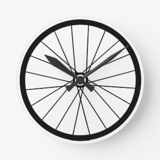 BICYCLE TIRE CLOCK