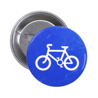 Bicycle Traffic Sign Button