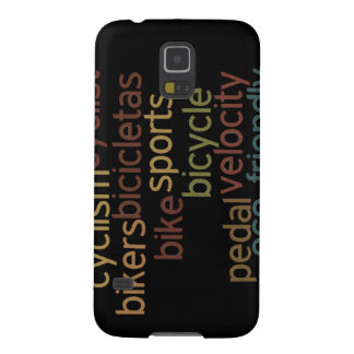 bicycle word cloud galaxy s5 cases