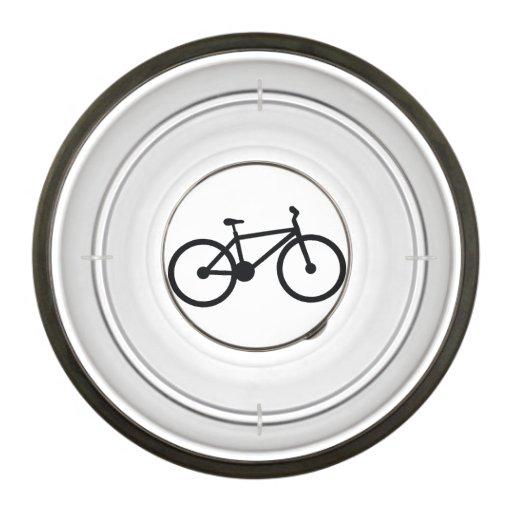 Bicycle Pet Bowl