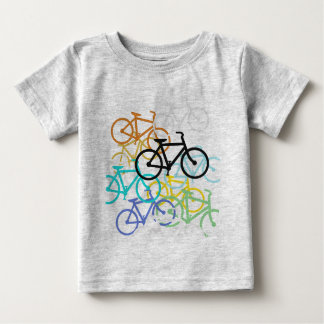 Bicycles Baby T-Shirt