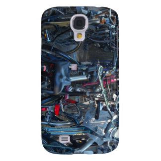 Bicycles Samsung Galaxy S4 Cases