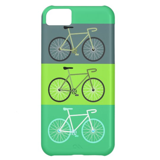 Bicycles Green iPhone 5C Case