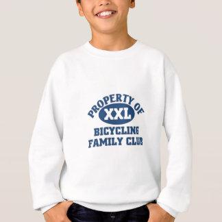 Bicycling family club t-shirts