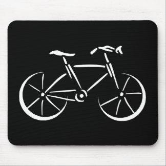 Bicycling Mouse Mat