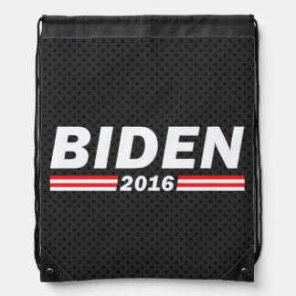 Biden 2016 (Joe Biden) Drawstring Bags