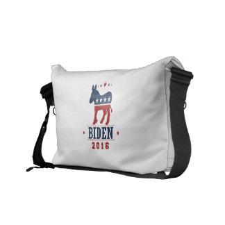 BIDEN 2016 ROCKWELL -.png Messenger Bags