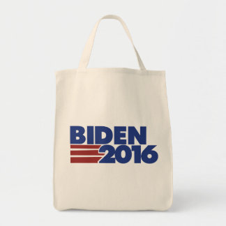 Biden 2016 grocery tote bag
