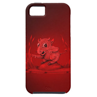 BIDI ALIEN EVIL iPhone SE + iPhone 5/5S  TOUGH Tough iPhone 5 Case