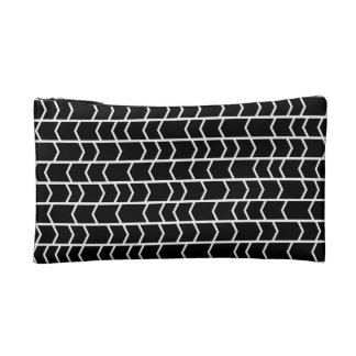 Bidirectional Arrows Cosmetic Bags