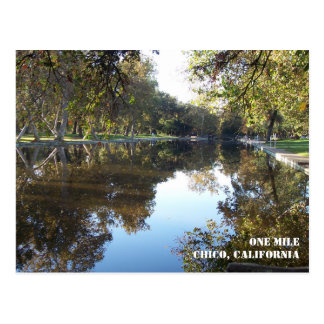 Bidwell Park Postcard