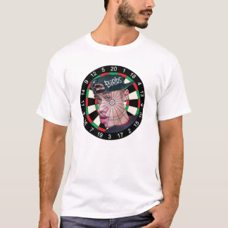 Biebs Dartboard T-Shirt
