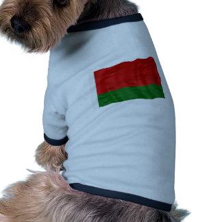 bielorussia dog t shirt
