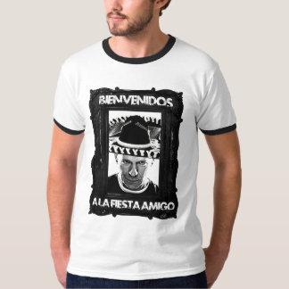 Bienvenidos A La Fiesta Amigo T-Shirt