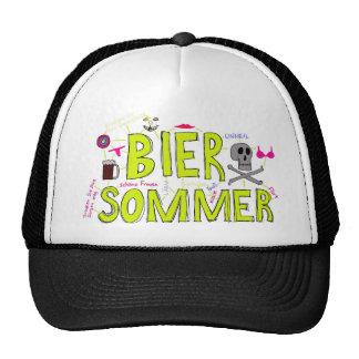 Bier Sommer Trucker Hats