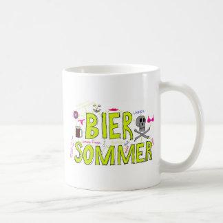 Bier Sommer Coffee Mugs