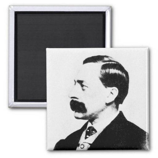 Bierstadt ~ Albert / American Painter Refrigerator Magnets