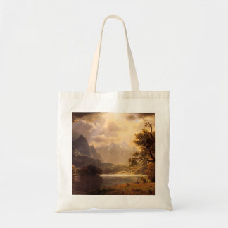 Bierstadt Estes Park Colorado Tote Bag