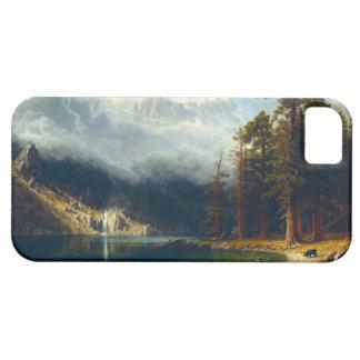 Bierstadt Mount Corcoran iPhone 5 Case