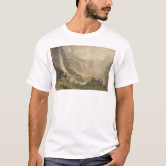 Bierstadt Yosemite Valley, California (1884A) T-Shirt