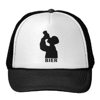 Biertrinker icon hats