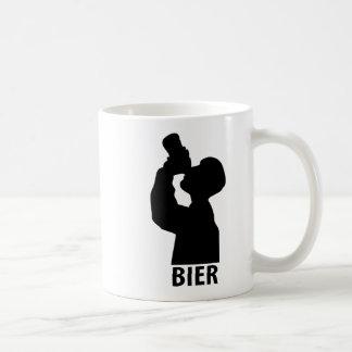 Biertrinker icon mug