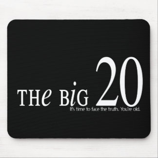 BIG 2 OH MOUSE PAD