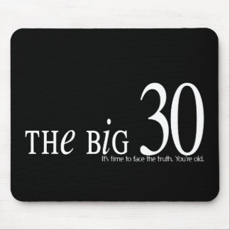 BIG 3 OH MOUSE PAD