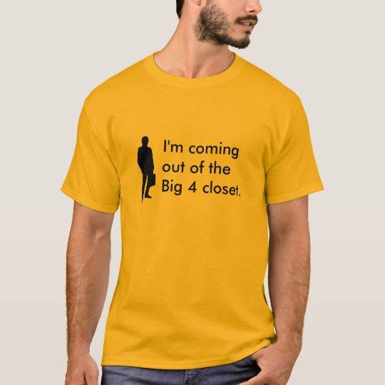 Big 4 closet T-Shirt