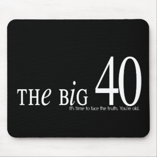 BIG 4 OH MOUSE PAD
