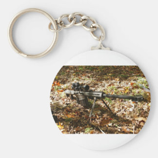 Big 50 Cal. Gun Key Ring