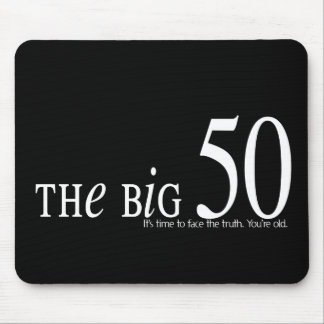 BIG 5 OH MOUSE PAD