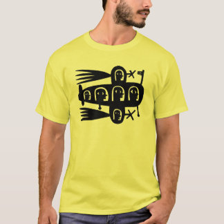 Big Airplane Action Fun Go Go Go Now Super Duper T-Shirt