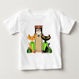 Big Alley Cats Baby T-Shirt