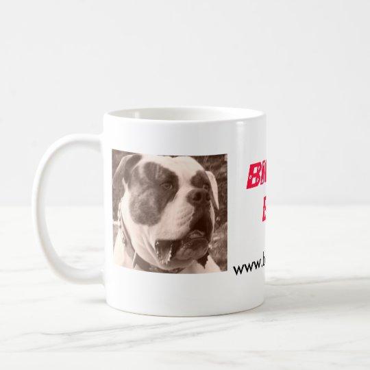 Big American Bulldogs Mug