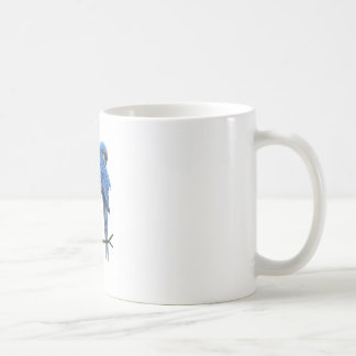 Big and blue Hyacinth Macaws Coffee Mug