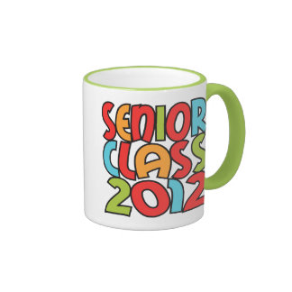 BIG and BOLD Senior Class 2012 Mug