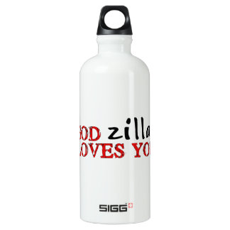 Big Ape Love SIGG Traveller 0.6L Water Bottle