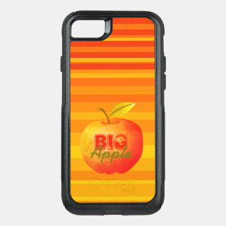 Big Apple Inspired By New York Summer Stripes Bold OtterBox Commuter iPhone 7 Case
